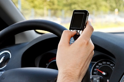 Santa Barbara Texting Driver
