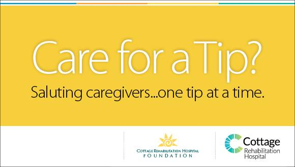 Caregivers Event- Cottage