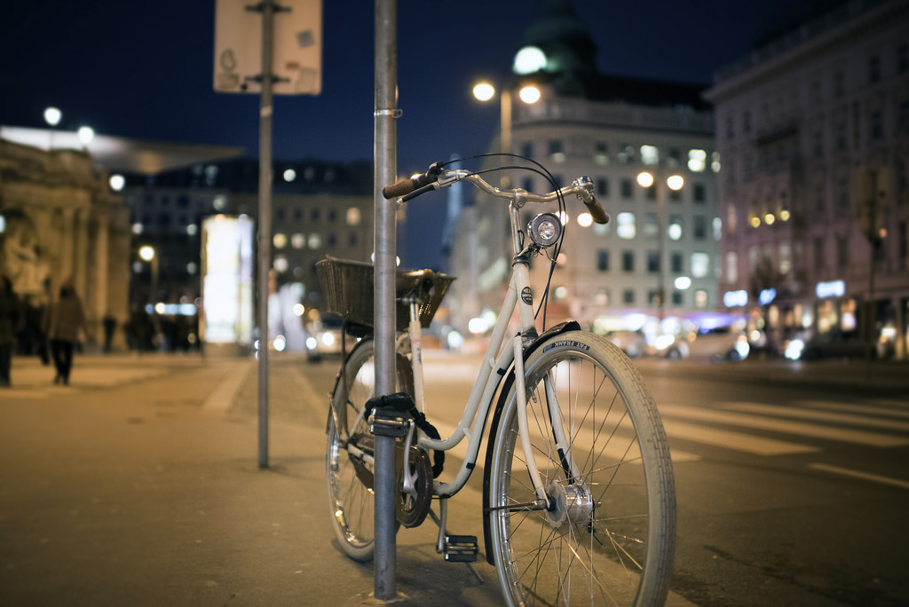 bicycle-nighttime