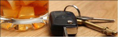 alcoholic beverage and car keys